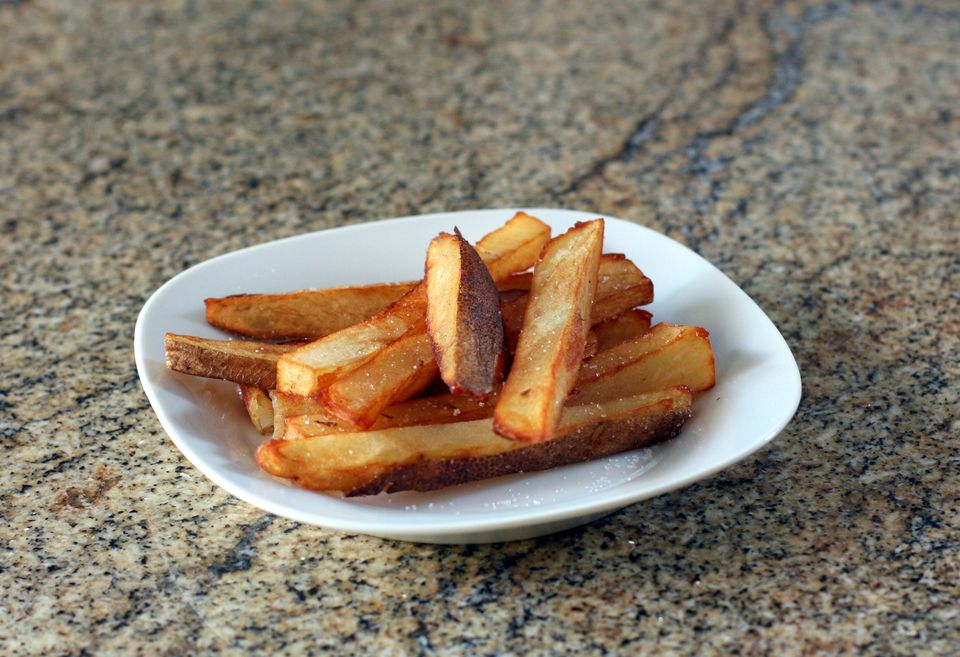 Oven French Fries