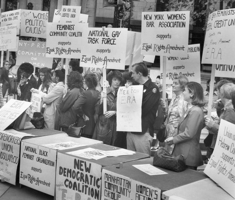 ERA Supporters 1975
