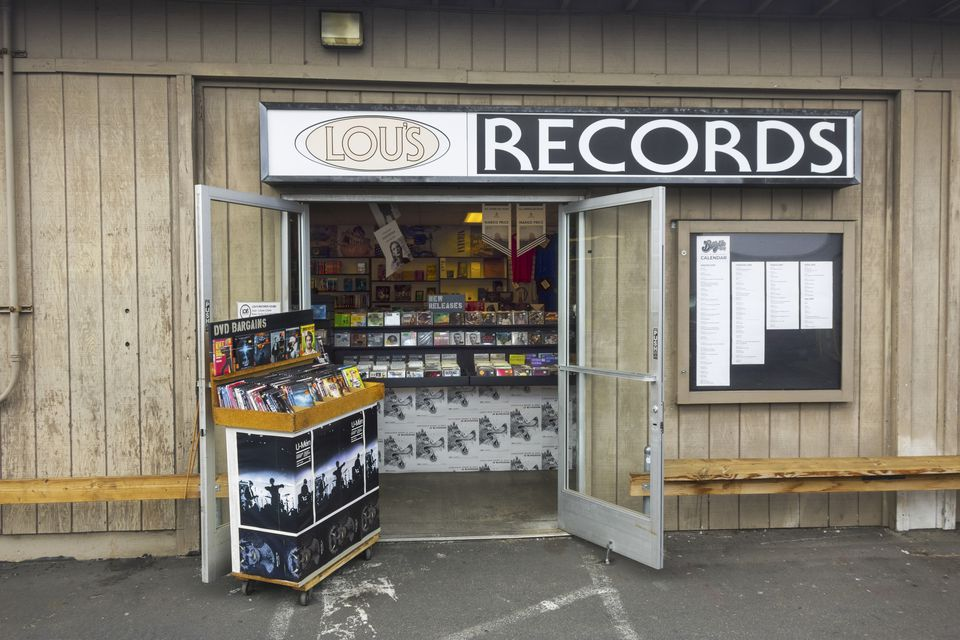 Lou's Records