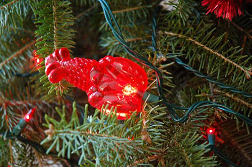 New England Christmas Tree Traditions