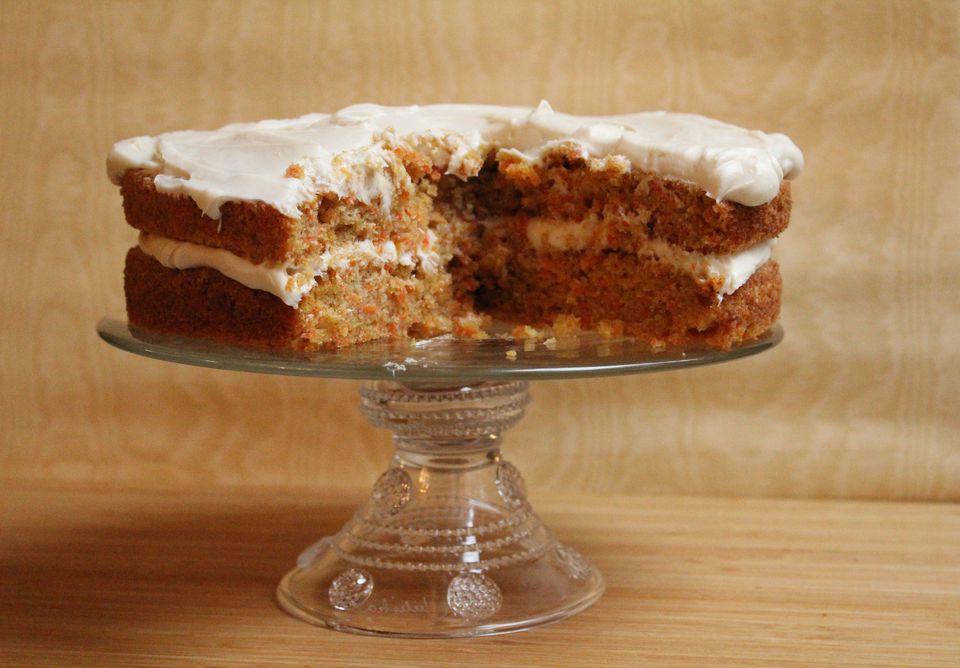 Chocolate Zucchini Cake Recipe With Cream Cheese Frosting