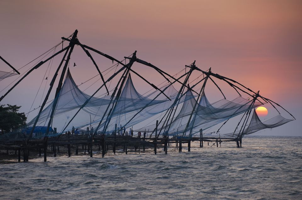 10 top attractions and places to visit in kochi for Places to go fishing