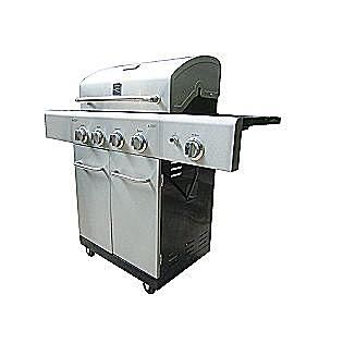Kenmore 4 Burner Stainless Steel Gas Grill Review