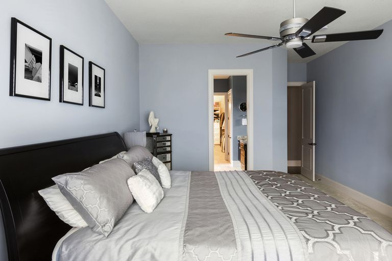 ceiling fan bedroom.  Wiring a Ceiling Fan and Light for Home Automation