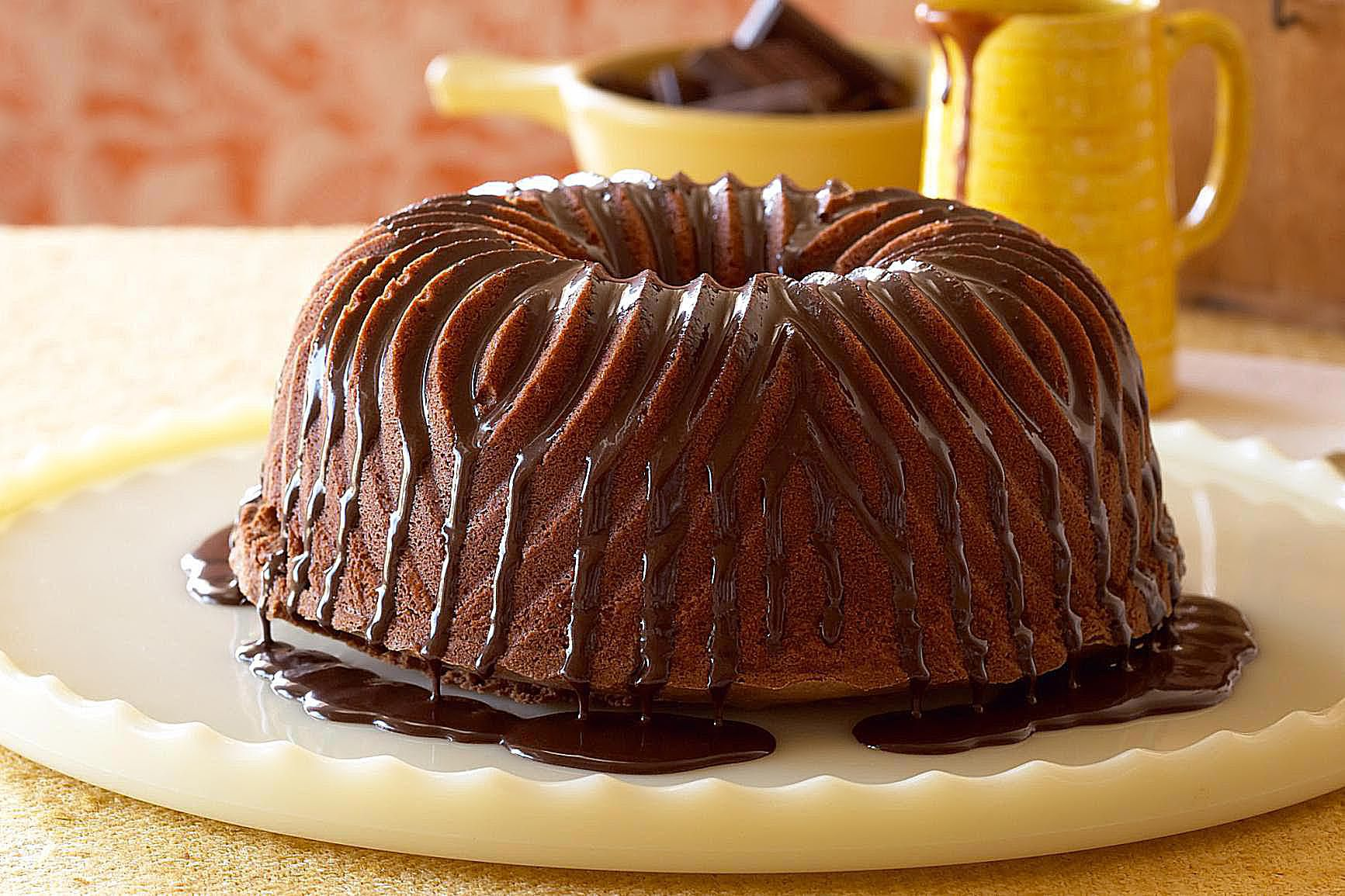 Updated Tunnel Of Fudge Cake Recipe