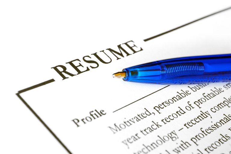 resume profile - Resume Profile