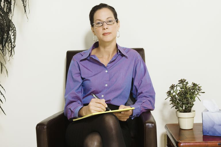 A clinical psychologist.