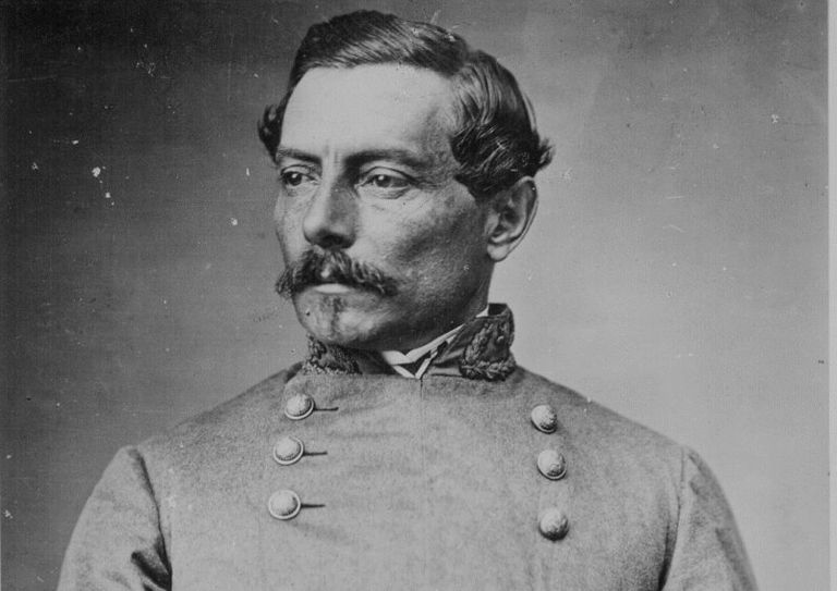 Pierre G.T. Beauregard during the Civil War