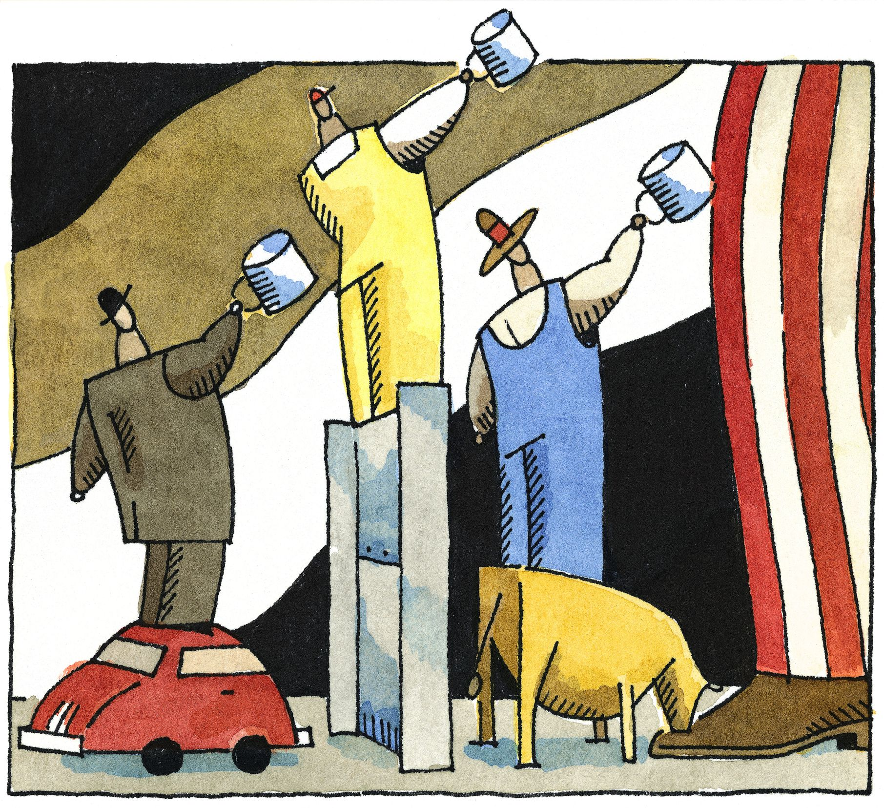 Government Subsidies (Farm, Oil, Export, Etc)
