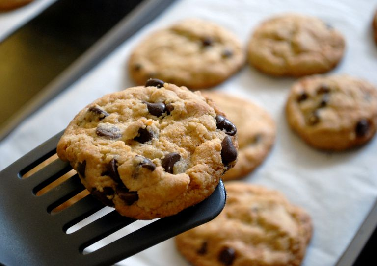 The perfect chocolate chip cookie is a type of successful science project.
