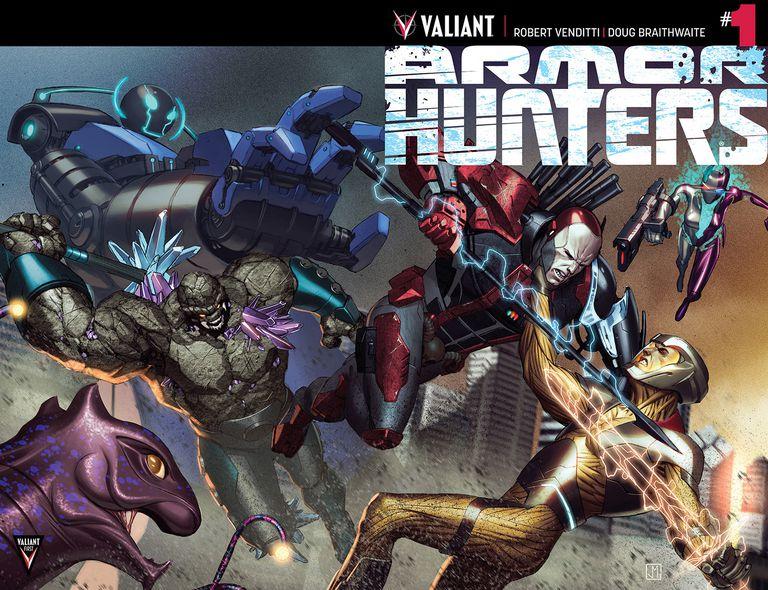 the valiant universe event