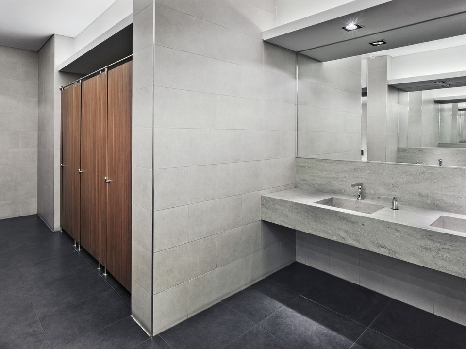 Best Floor Options For Public Restrooms