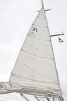 Mainsail Reefing