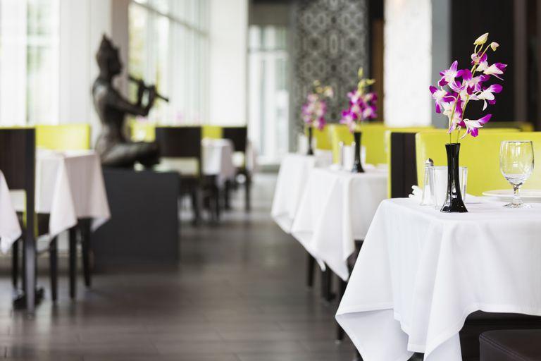 eat less in restaurants