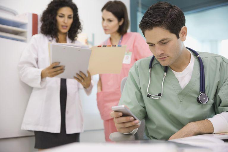 Doctor patient nurse confidentiality hos - 1 10