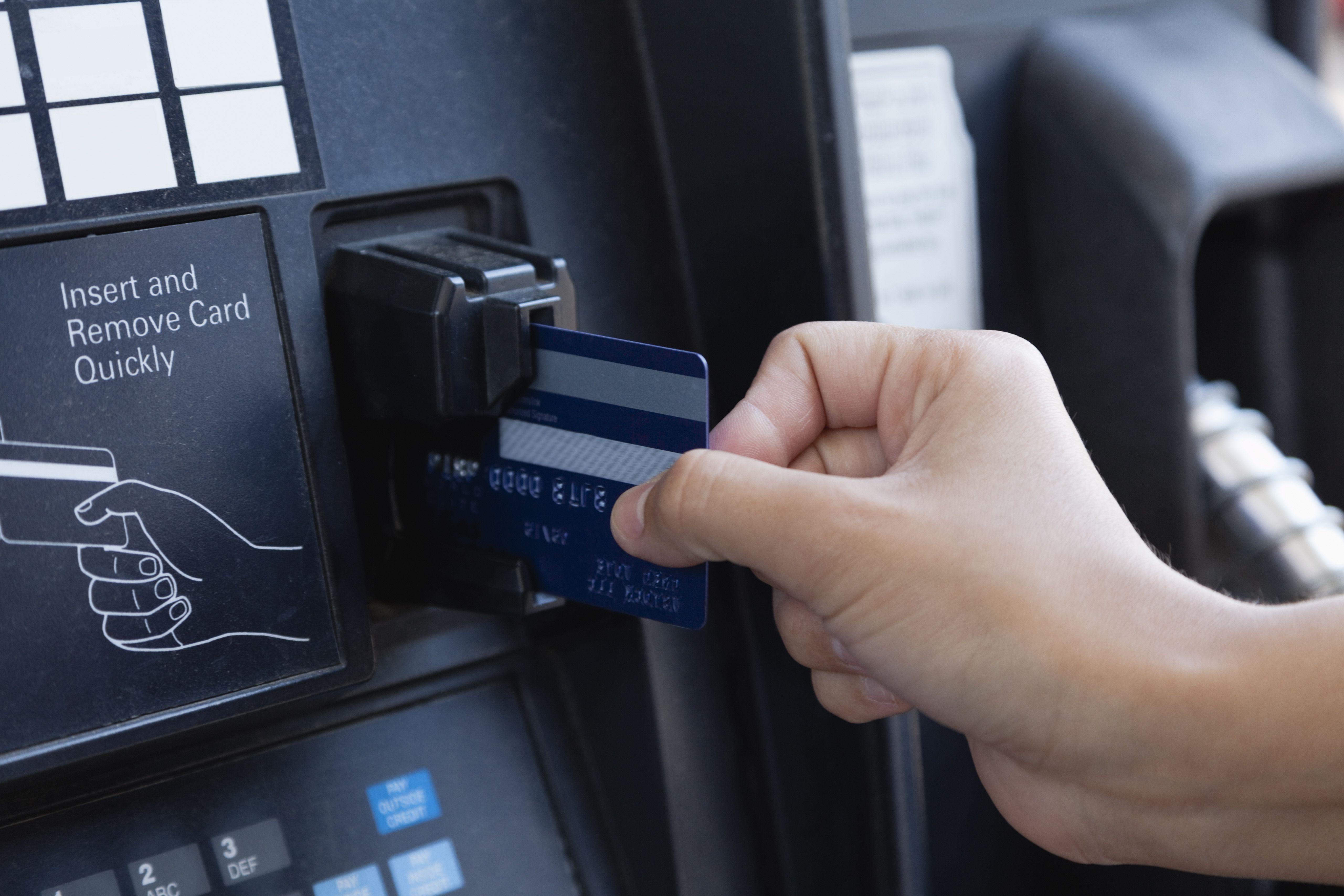 pany credit cards explanation accounting policies