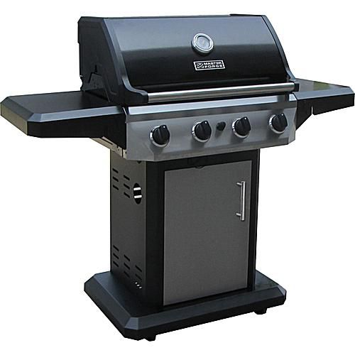 Master Forge 4-burner Model# Gd4825 Gas Grill Review
