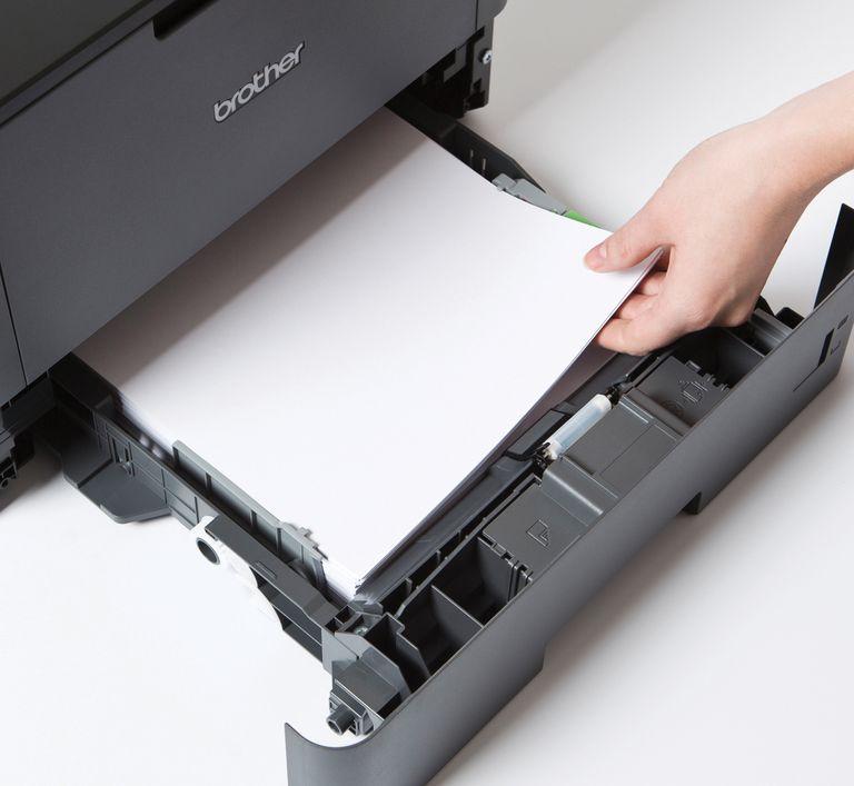 Brother HL-L6200DW Monochrome Business Laser Printer