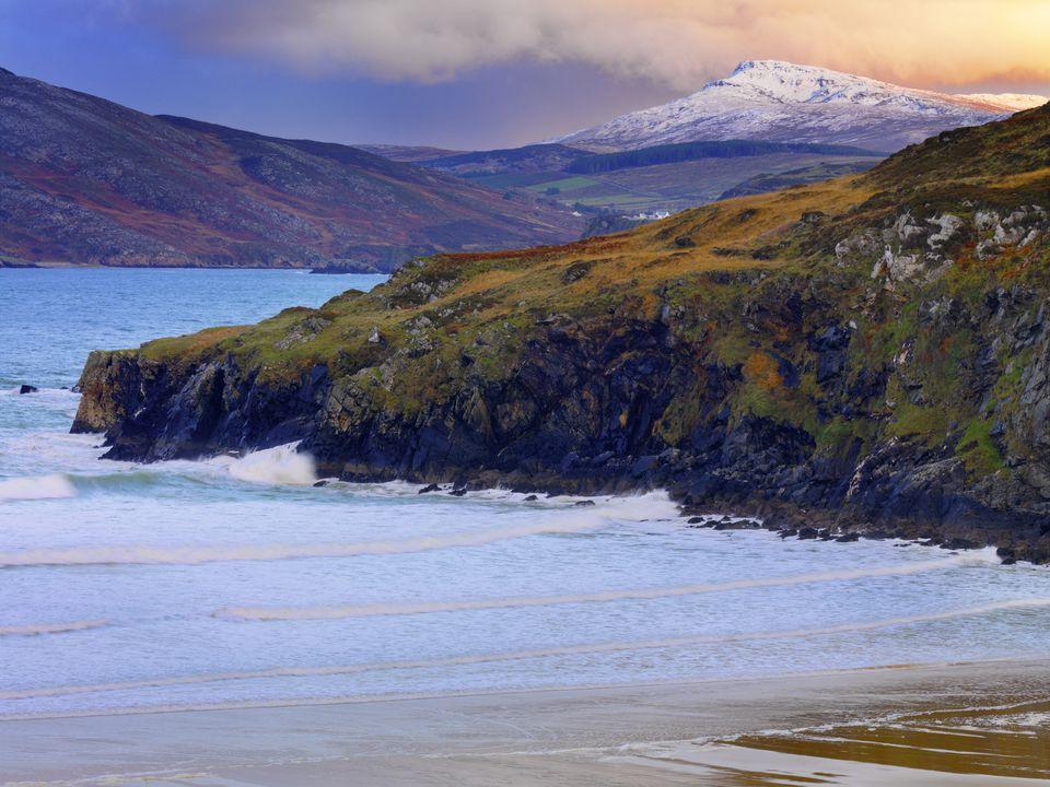 Ireland, County Donegal, Fanad, Ballymastocker bay