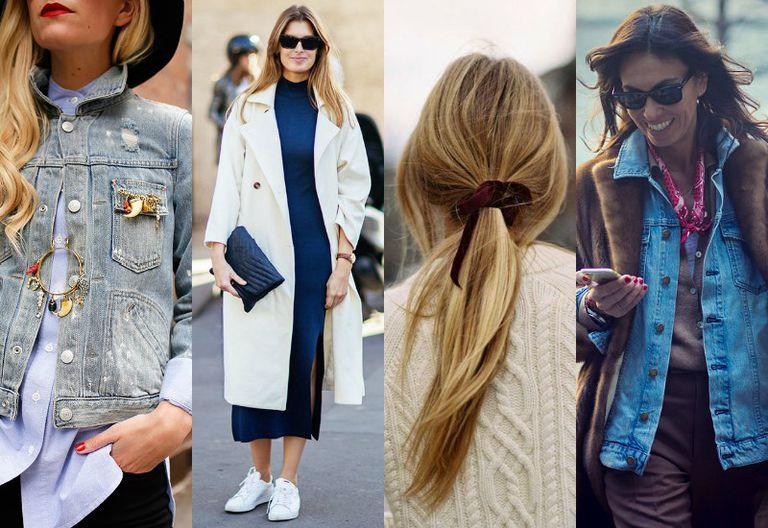 women wearing spring fashions