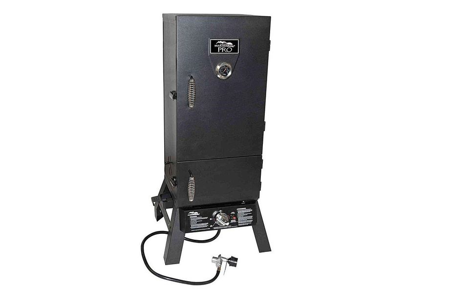 Masterbuilt Pro Dual Fuel Smoker