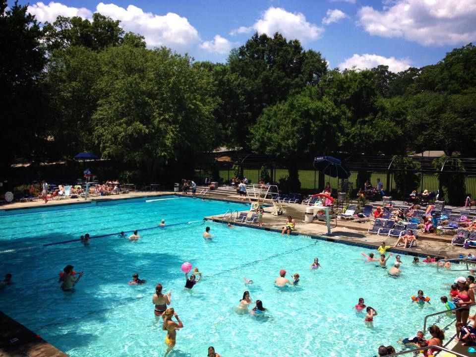 Atlanta area public pools for Public swimming pools atlanta ga