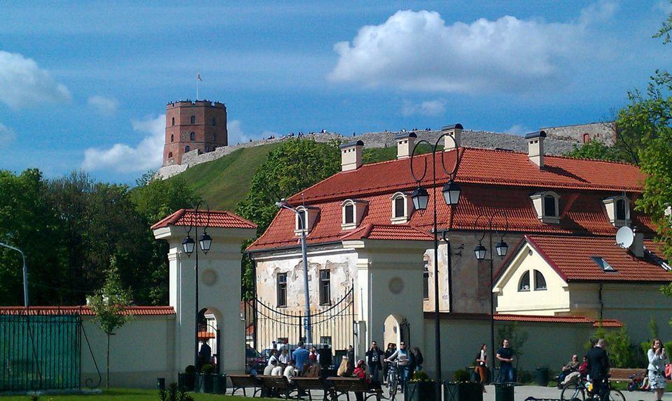 Gedimino Tower, Vilnius