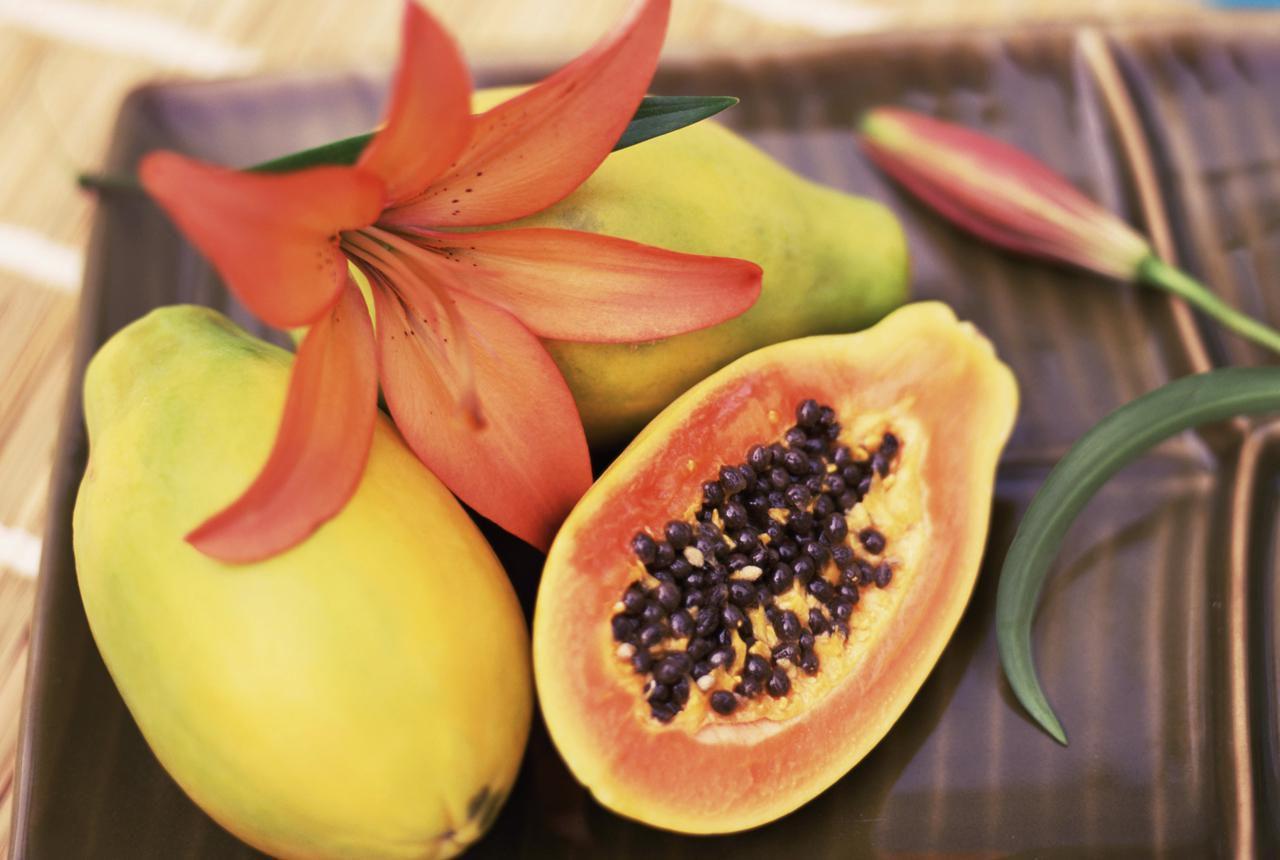 how to cook dinuguan with papaya
