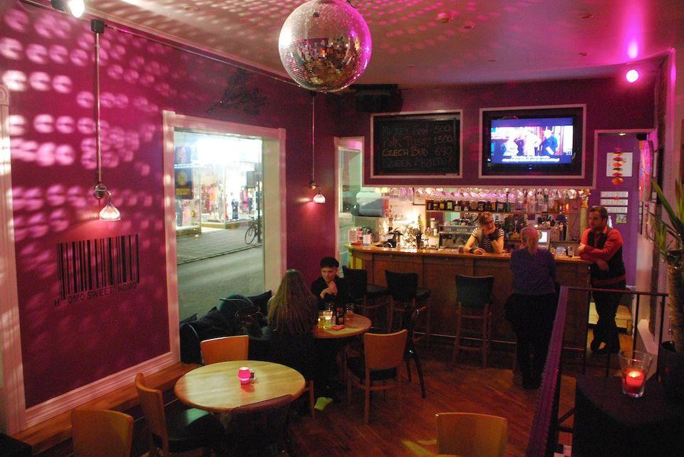 TRUNO Gay Bar in Reykjavik, Iceland