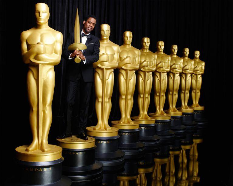 Chris Rock hosted the 88th Annual Academy Awards (Oscars.com)
