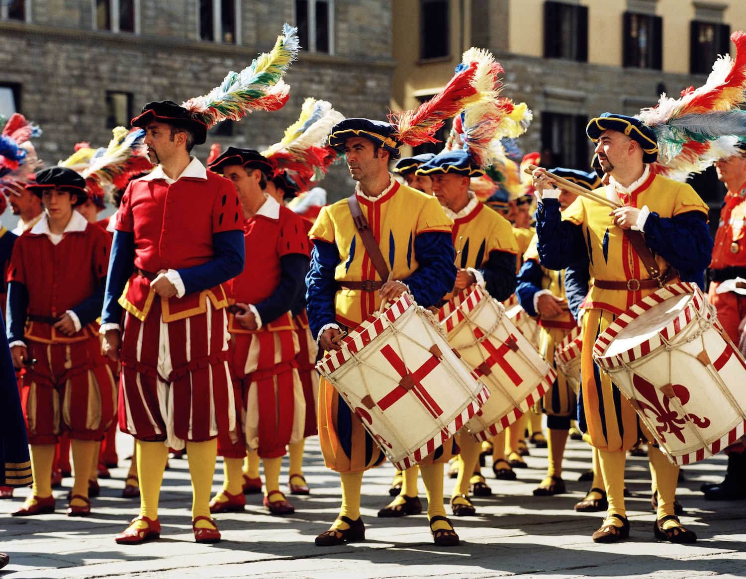 June Festivals And Holiday Celebrations In Italy