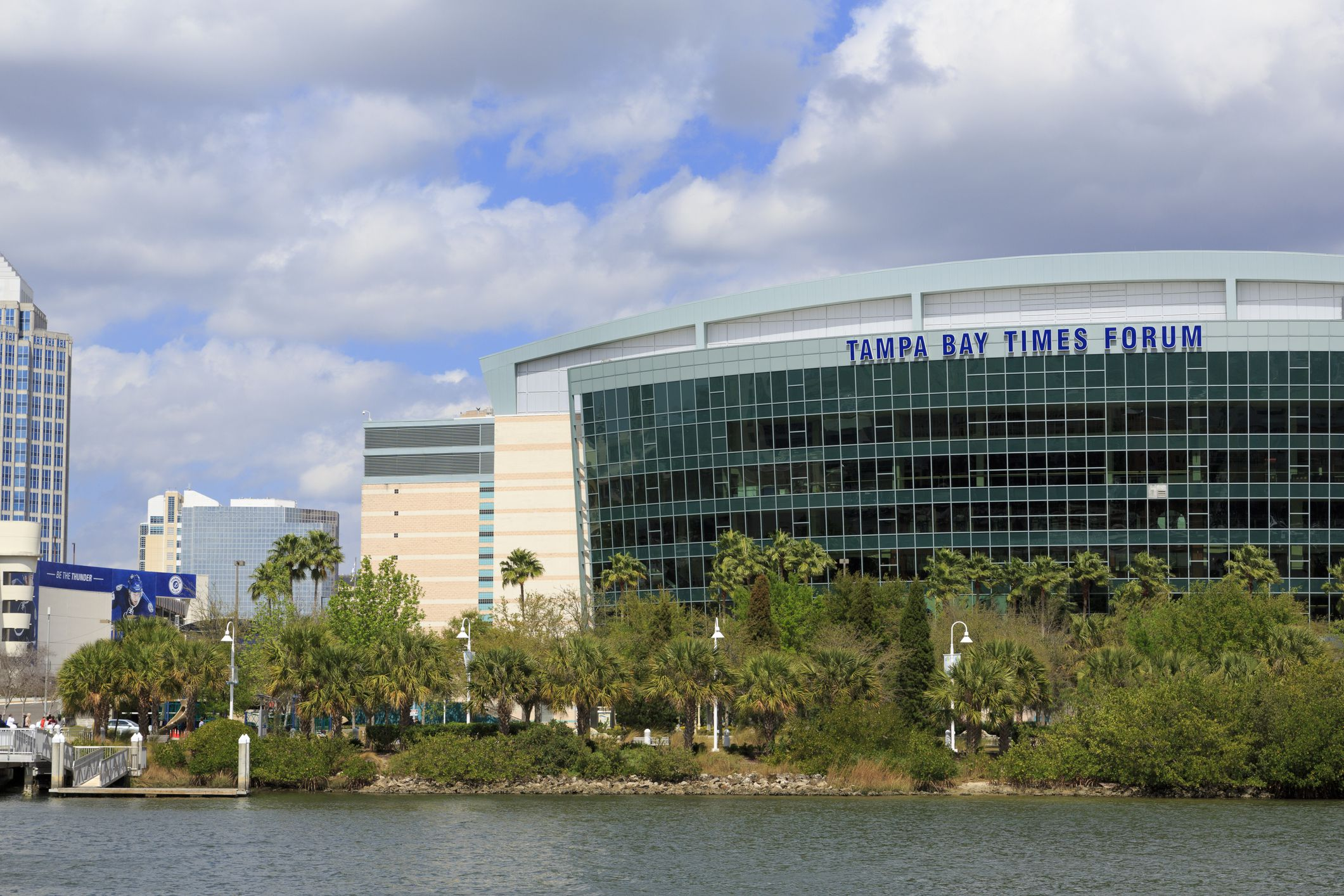 the many concert venues of tampa bay