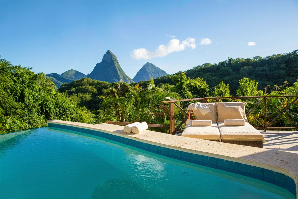 Rooms: The Best Hotels In St. Lucia