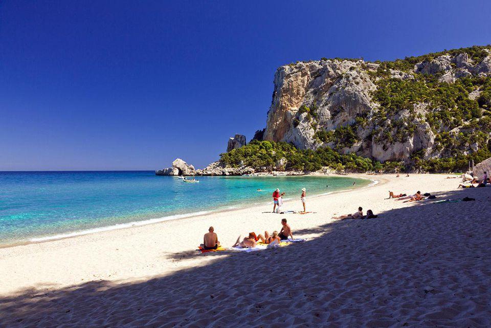 Cala Luna bay, Sardinia, Italy