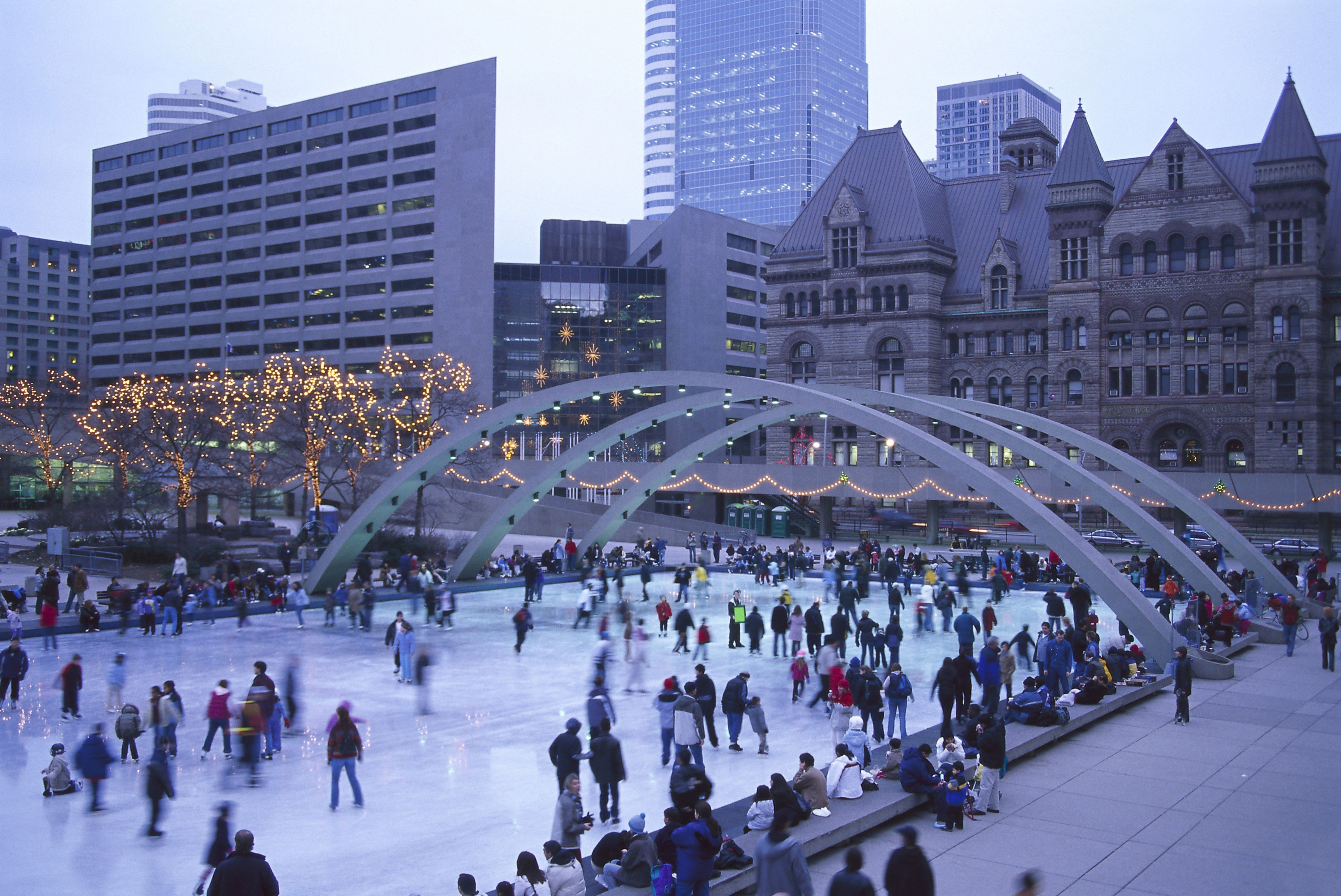 Weather Toronto: Toronto In November Weather And Event Guide