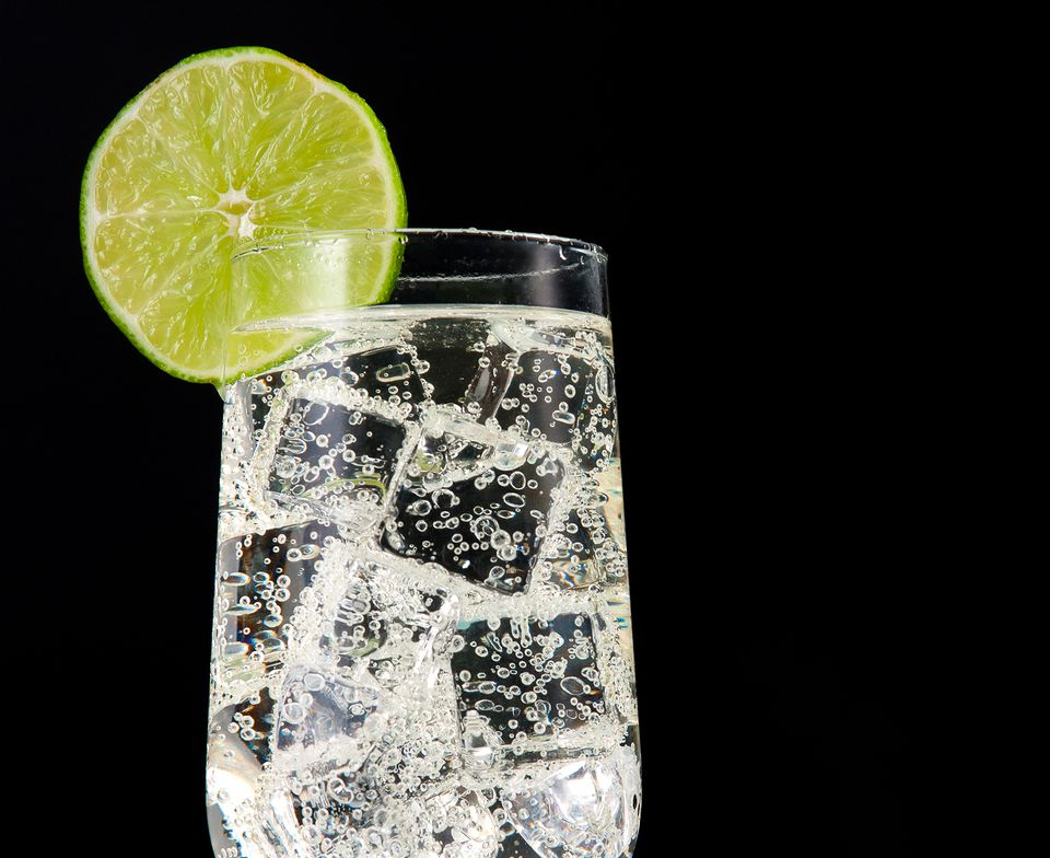 Gin & Tonic Mixed Drink