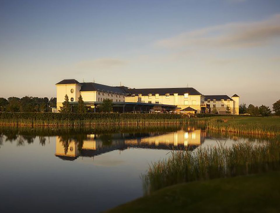 Castleknock Golf Hotel and Club, Dublin, Ireland