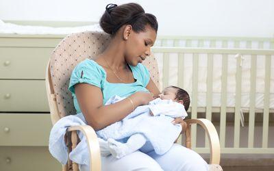 Huge nipples after breastfeeding video