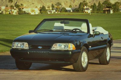 1990 7 Up Edition Mustang