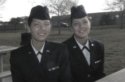 Air Force Basic Training Graduation