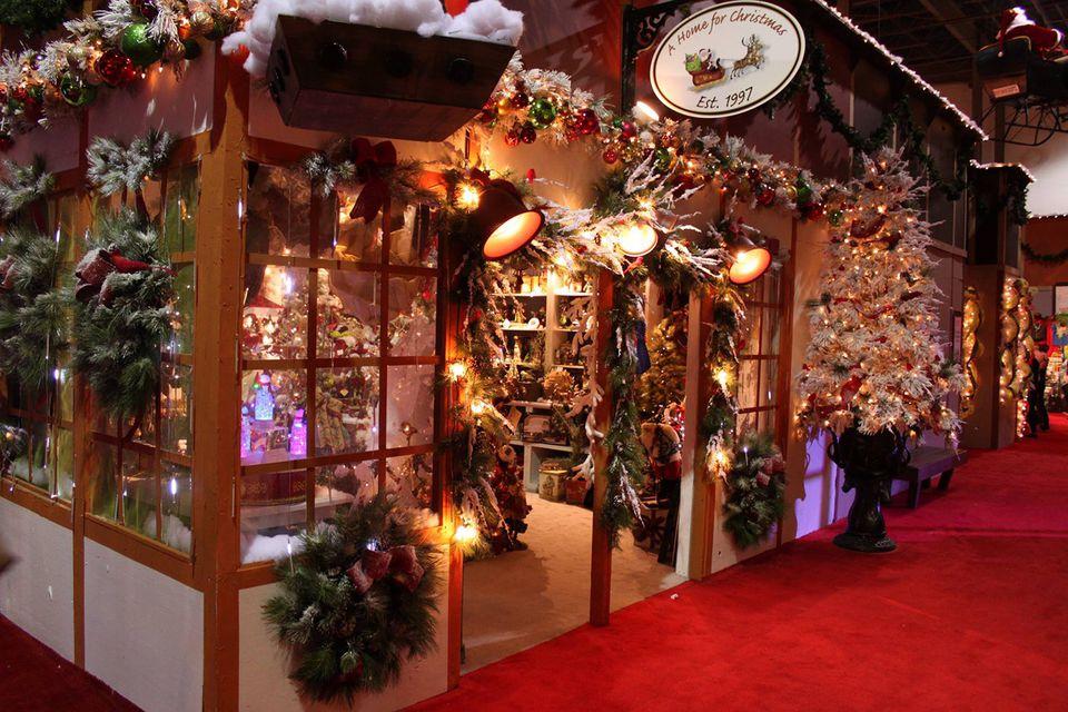 southern christmas show charlotte