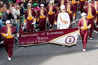ULM Marching Band