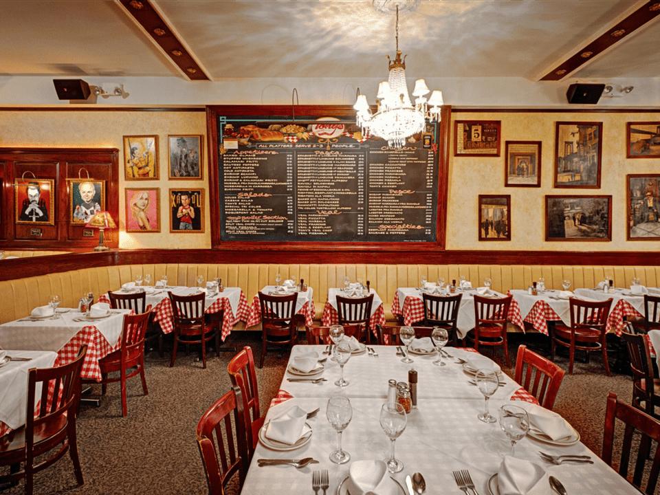 Kid Friendly Restaurants New York City Theater District