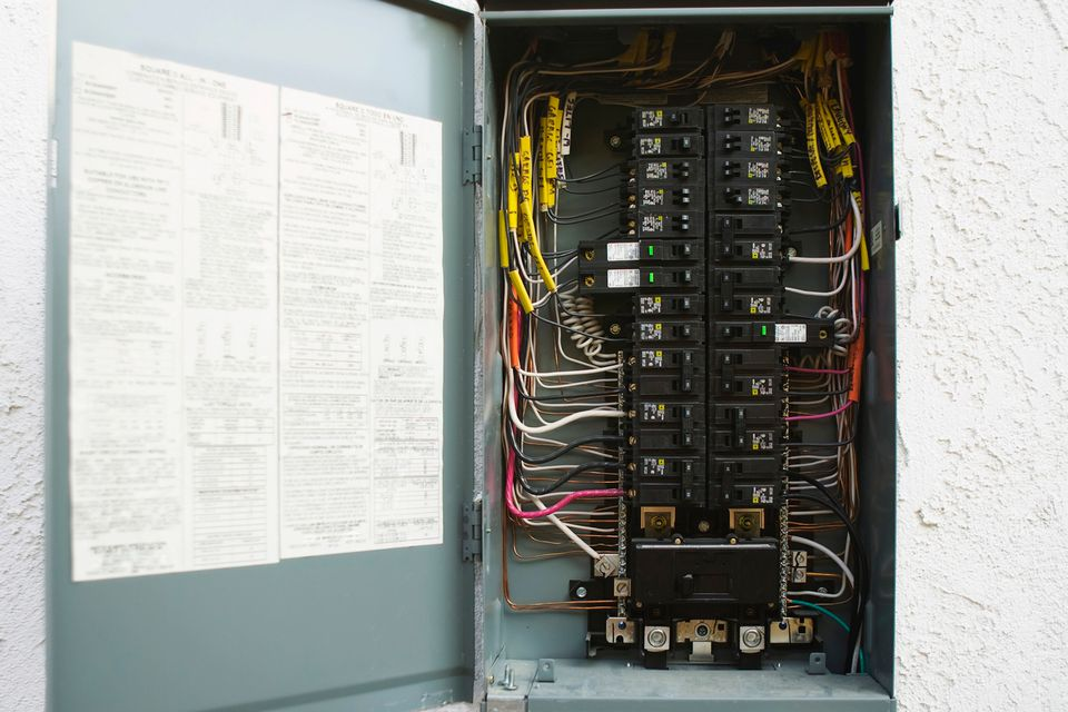 How to install a 240 volt circuit breaker fuse box sciox Gallery