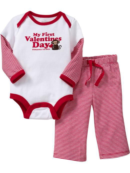 Valentine's Baby Clothes