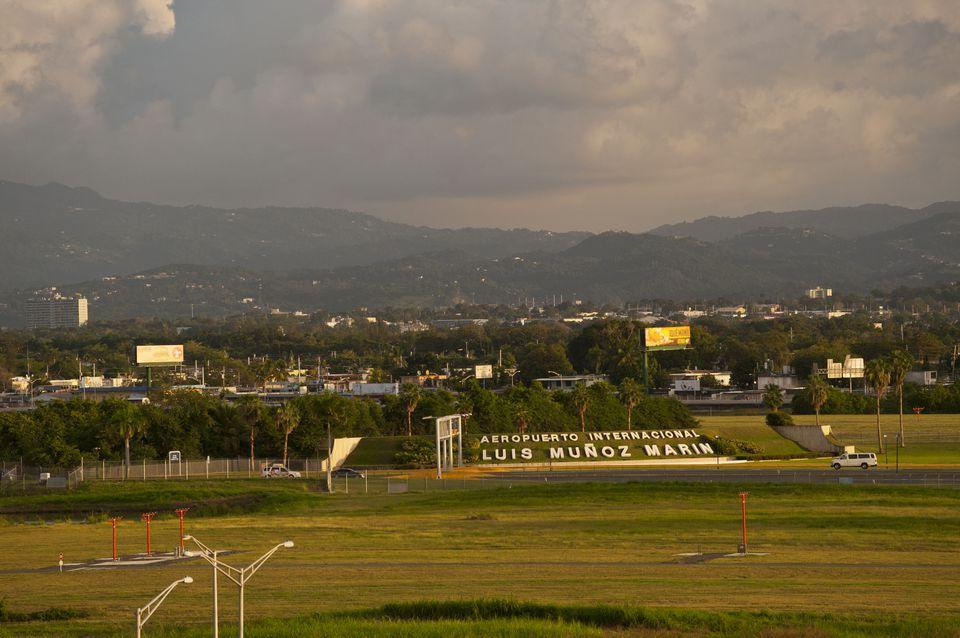 Puerto Rico airport