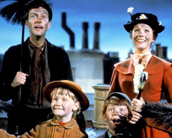 Still from 'Mary Poppins'