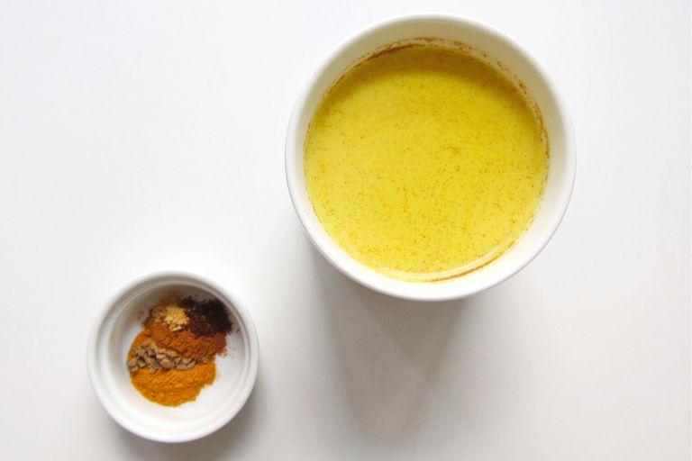 Hot Golden Milk
