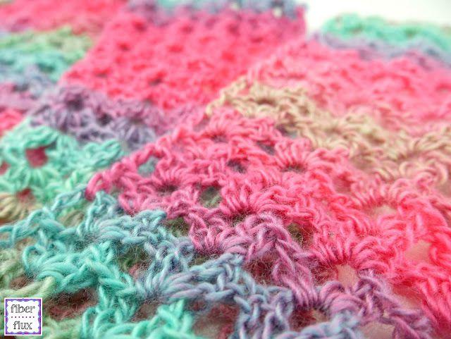 Crochet Lace Stitch Patterns