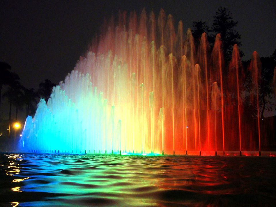 Lima, Peru's Magical Water Circuit.